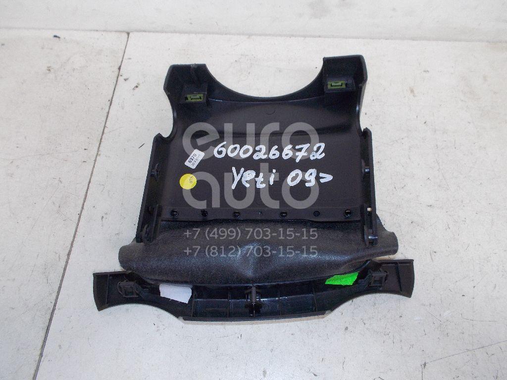 Кожух рулевой колонки верхний для Skoda Yeti 2009> - Фото №1