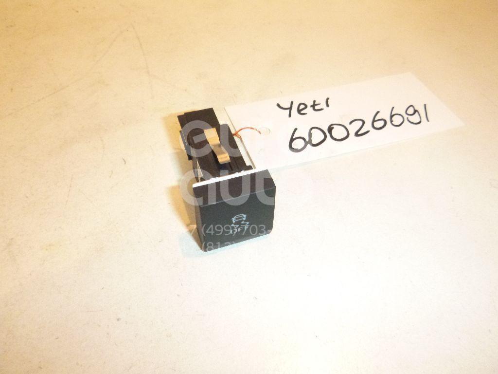 Кнопка антипробуксовочной системы для Skoda Yeti 2009> - Фото №1