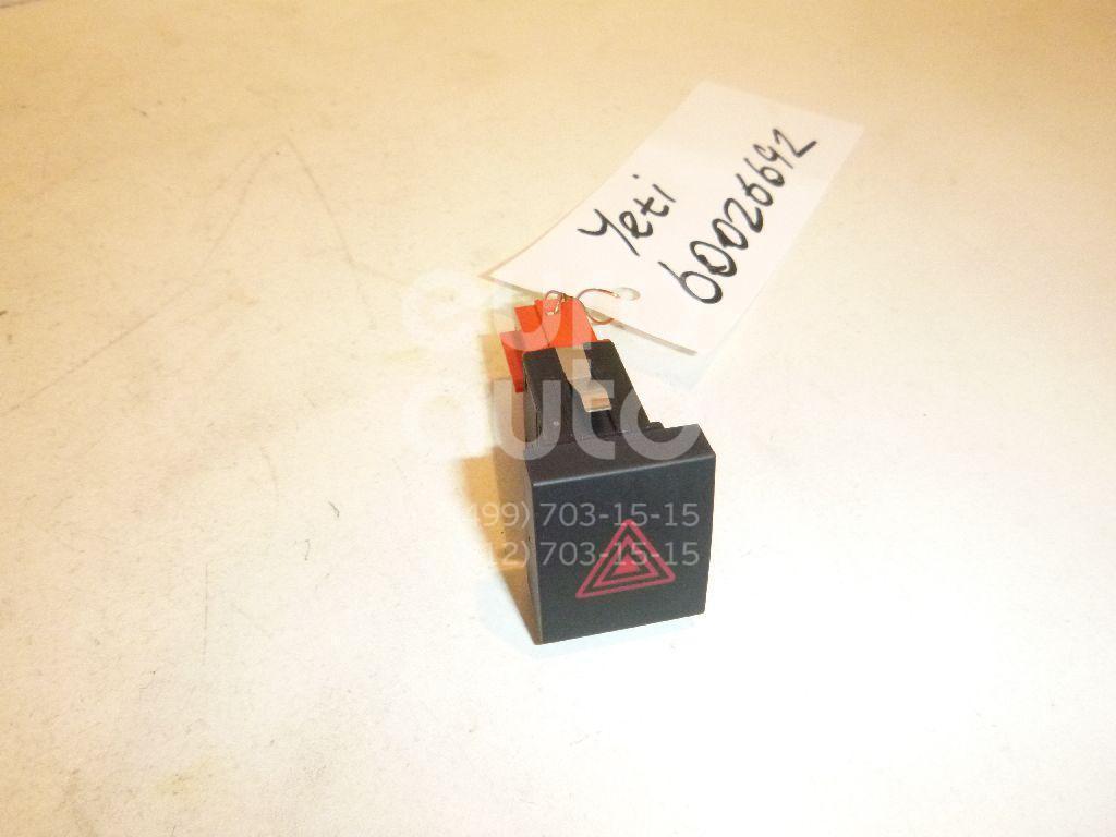Кнопка аварийной сигнализации для Skoda Yeti 2009> - Фото №1