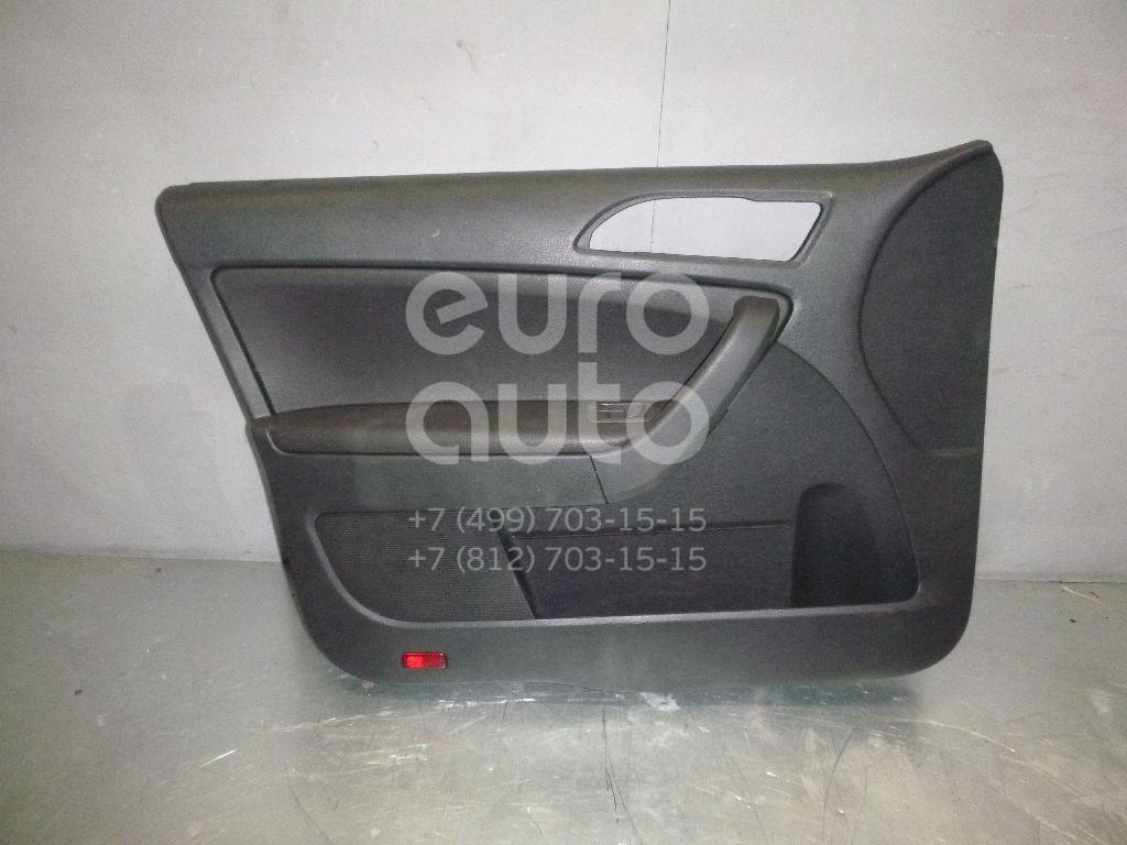 Обшивка двери передней левой для Skoda Yeti 2009> - Фото №1