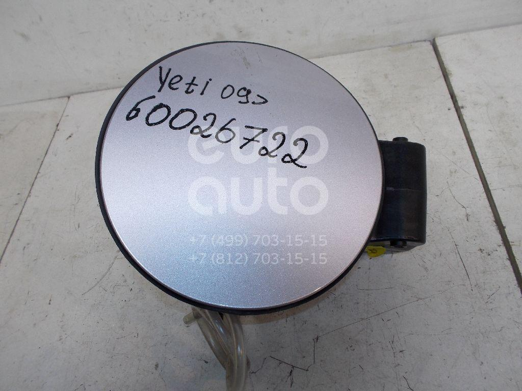 Лючок бензобака для Skoda Yeti 2009> - Фото №1