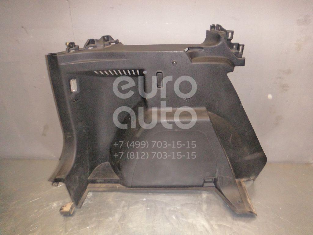 Обшивка багажника для Skoda Yeti 2009> - Фото №1