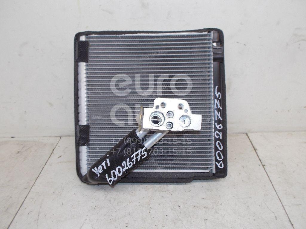 Испаритель кондиционера для Skoda,VW Yeti 2009>;Superb 2008-2015;Passat [B7] 2011-2015;Tiguan 2011-2016 - Фото №1