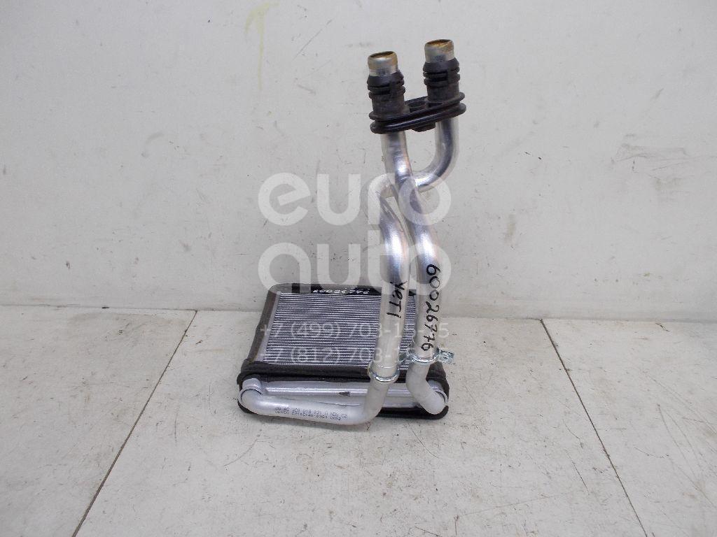 Радиатор отопителя для Skoda,VW Yeti 2009>;Passat [B7] 2011-2015 - Фото №1