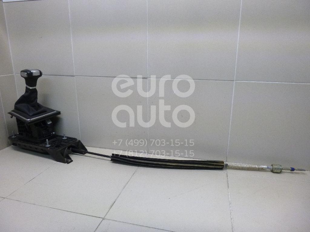 Кулиса КПП для Skoda,Audi,Seat Yeti 2009>;A3 [8PA] Sportback 2004-2013;Octavia (A5 1Z-) 2004-2013;Leon (1P1) 2005-2013;Altea 2004-2015 - Фото №1