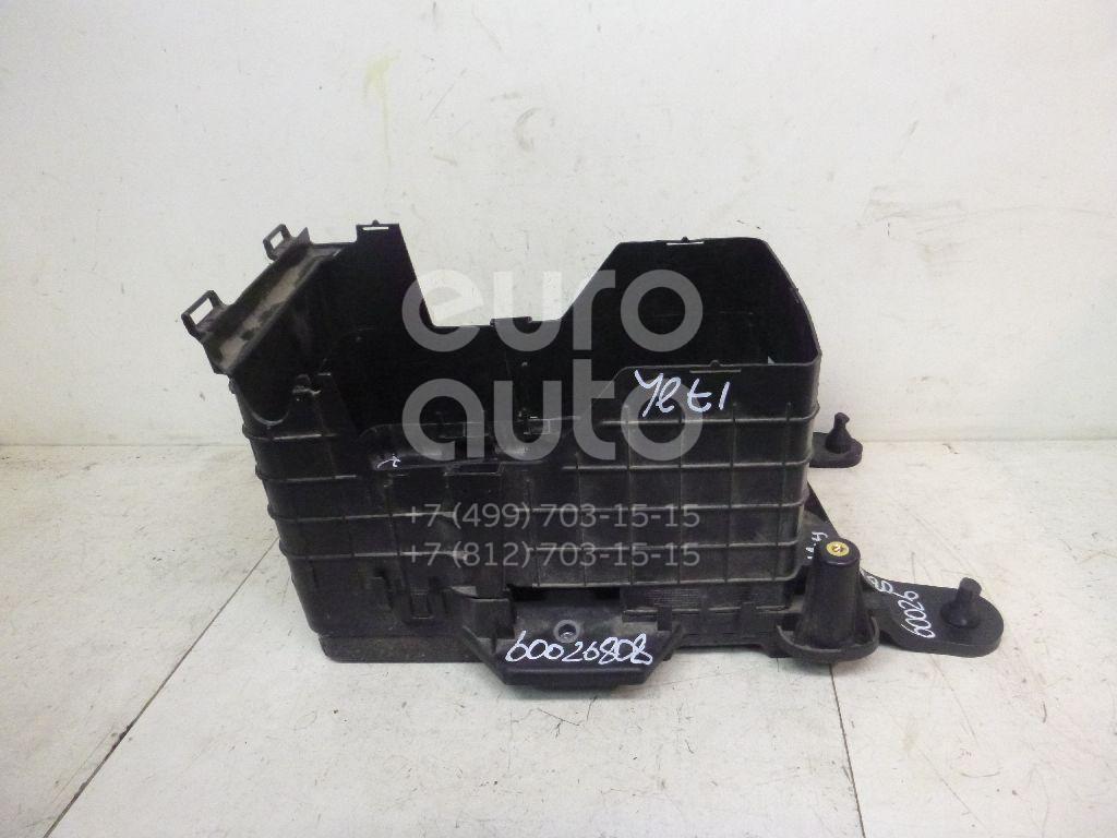 Крепление АКБ (корпус/подставка) для Skoda Yeti 2009> - Фото №1