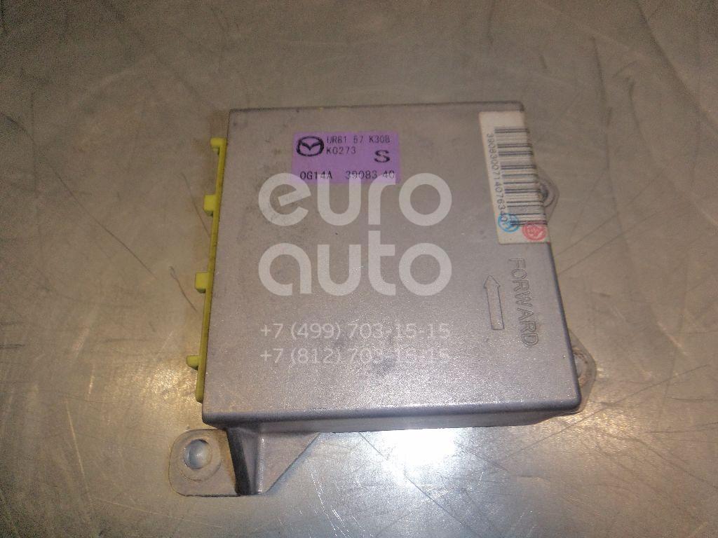 Блок управления AIR BAG для Mazda,Ford BT-50 2006-2012;Ranger 2006-2012 - Фото №1