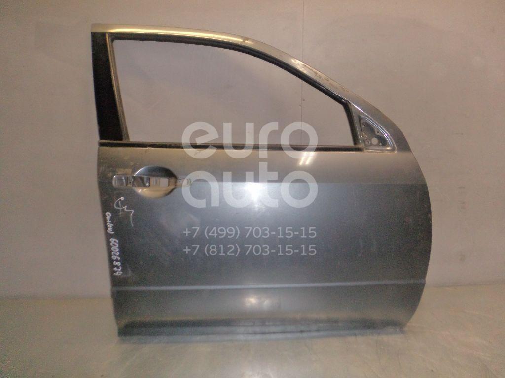 Дверь передняя правая для Mitsubishi Outlander (CU) 2001-2008 - Фото №1