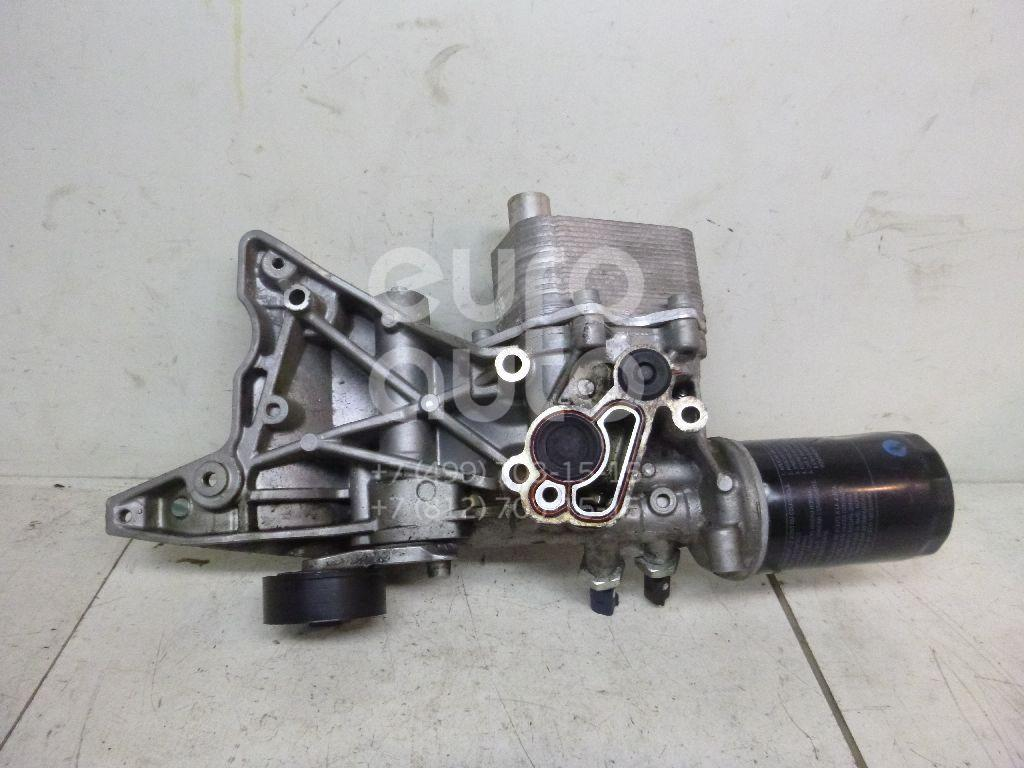 Кронштейн генератора для Skoda,VW Yeti 2009>;Passat [B6] 2005-2010;Octavia (A5 1Z-) 2004-2013;Superb 2008-2015;Passat CC 2008>;Golf VI 2009-2012 - Фото №1