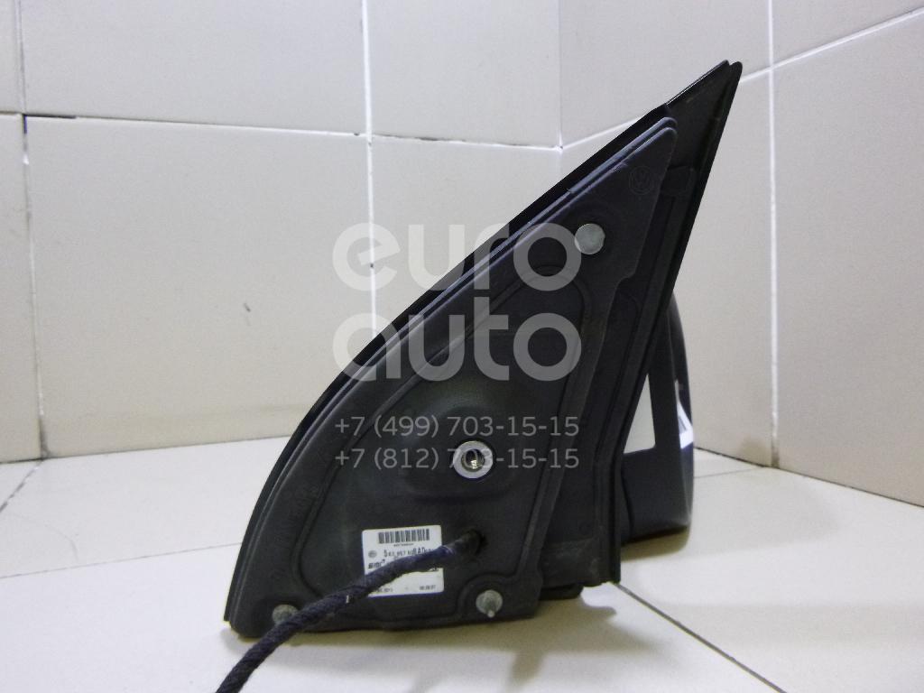 Зеркало правое электрическое для VW Golf VI 2009-2013 - Фото №1