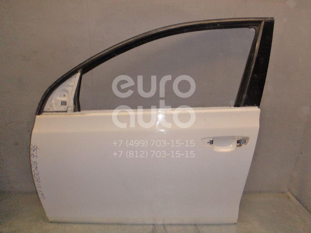 Дверь передняя левая для VW Golf VI 2009-2012 - Фото №1