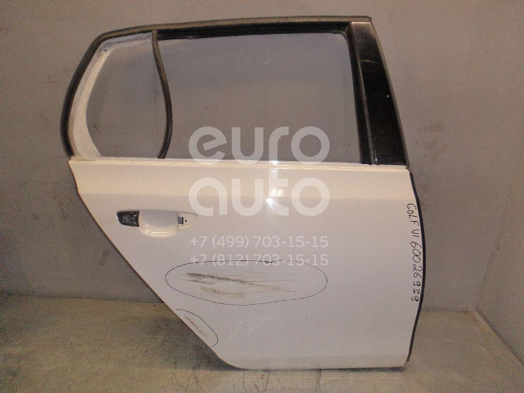 Дверь задняя правая для VW Golf VI 2009-2012 - Фото №1
