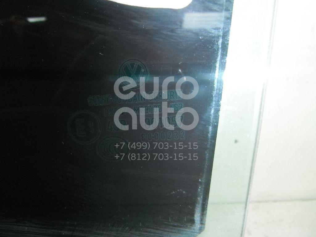 Стекло двери задней левой для VW Golf VI 2009-2013 - Фото №1