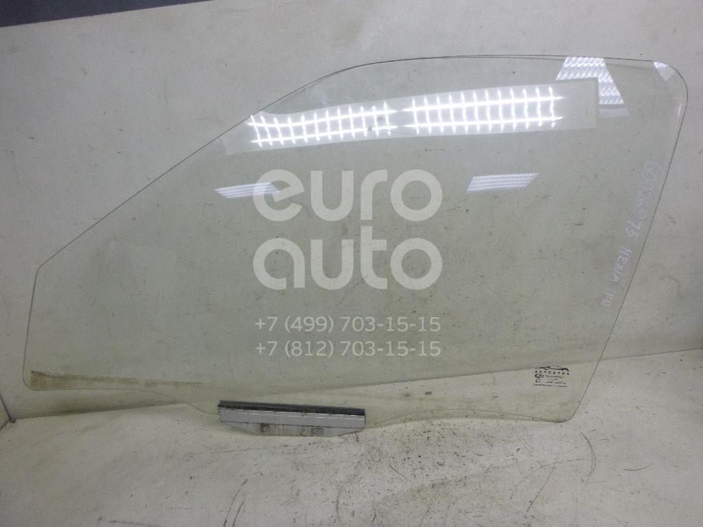 Стекло двери передней левой для Opel Nexia 1995>;Kadett E 1984-1994 - Фото №1
