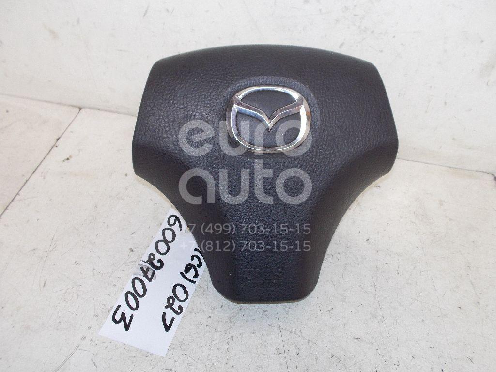 Подушка безопасности в рулевое колесо для Mazda Mazda 6 (GG) 2002-2007 - Фото №1
