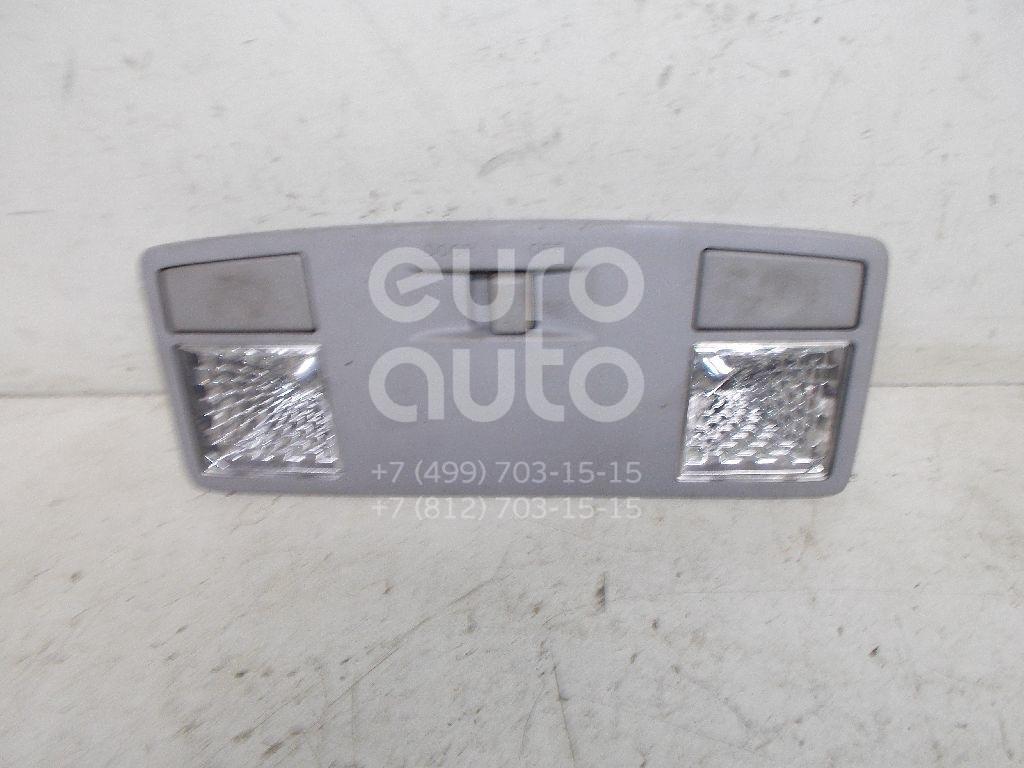 Плафон салонный для Mazda Mazda 6 (GG) 2002-2007;Mazda 3 (BK) 2002-2009 - Фото №1
