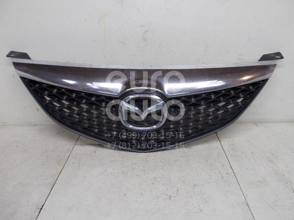 Решетка радиатора для Mazda Mazda 6 (GG) 2002-2007 - Фото №1