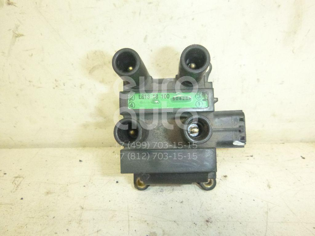 Катушка зажигания для Mazda Mazda 6 (GG) 2002-2007;MPV II (LW) 1999-2006 - Фото №1