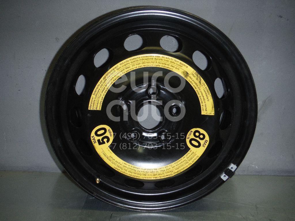 Диск запасного колеса (докатка) для Skoda Yeti 2009> - Фото №1