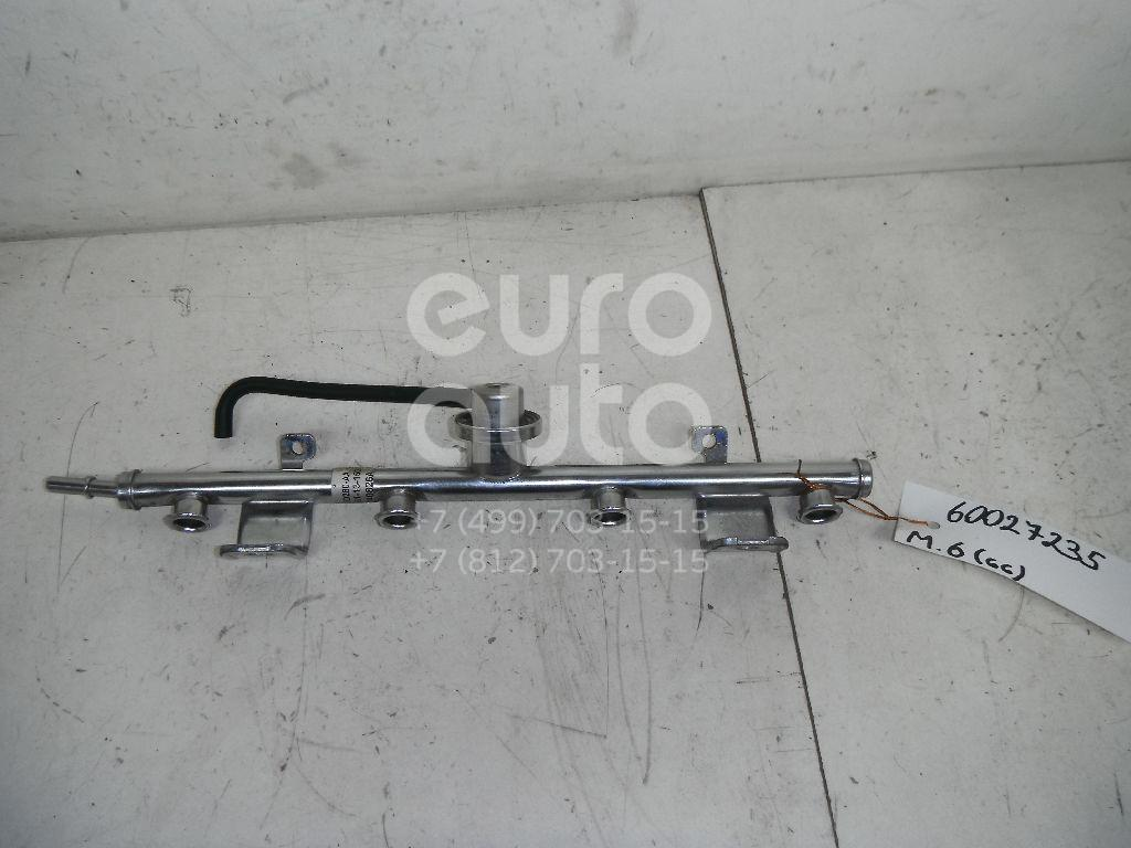 Рейка топливная (рампа) для Mazda Mazda 6 (GG) 2002-2007;C-MAX 2003-2011 - Фото №1