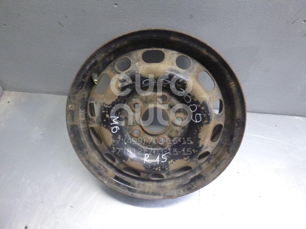 Диск колесный железо для Mazda Mazda 6 (GG) 2002-2007 - Фото №1