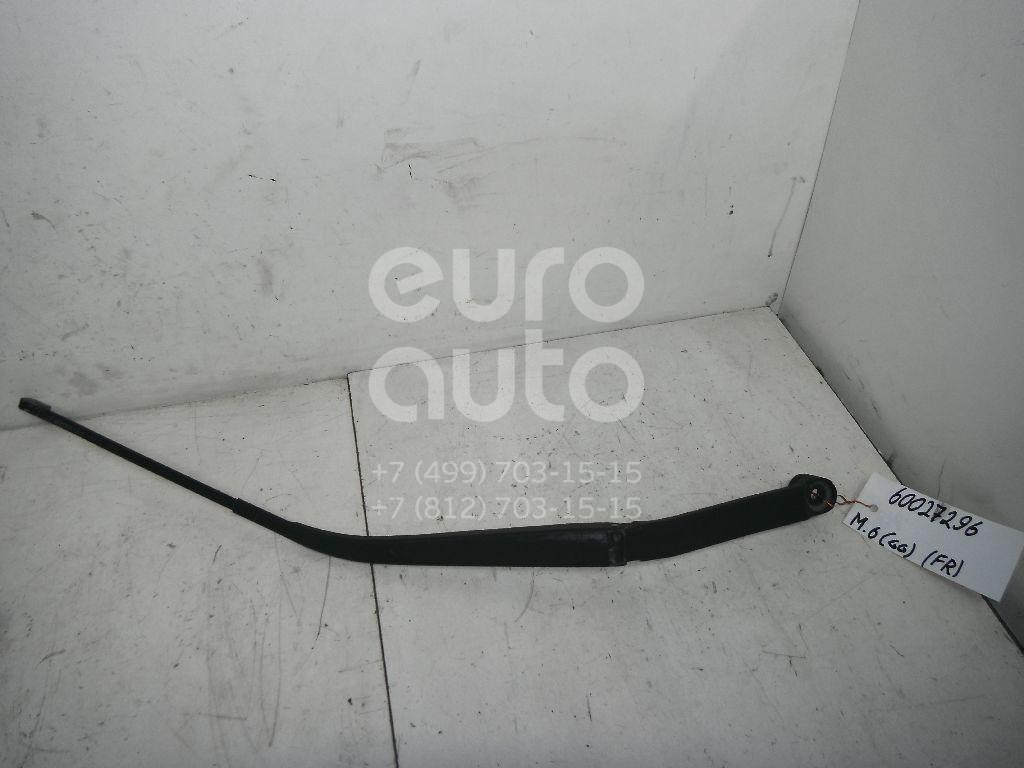 Поводок стеклоочистителя передний правый для Mazda Mazda 6 (GG) 2002-2007 - Фото №1