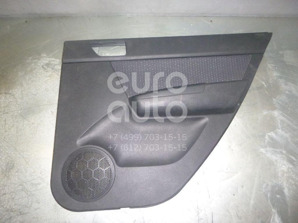 Обшивка двери задней правой для Hyundai Getz 2002-2010 - Фото №1