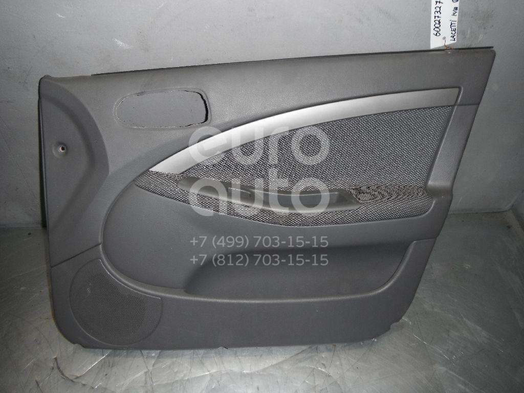 Обшивка двери передней правой для Chevrolet Lacetti 2003-2013 - Фото №1