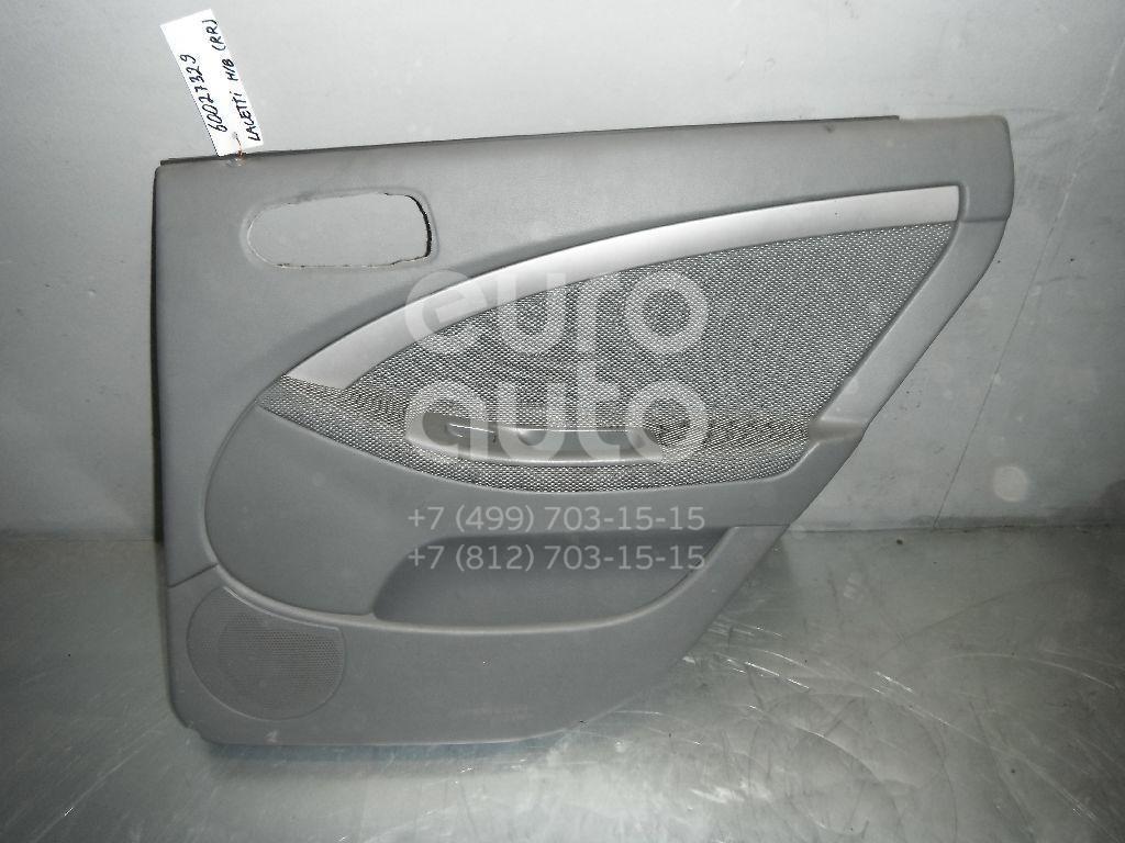 Обшивка двери задней правой для Chevrolet Lacetti 2003-2013 - Фото №1