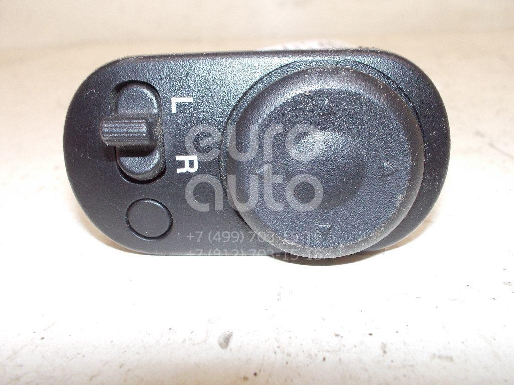 Переключатель регулировки зеркала для Chevrolet,Daewoo Lacetti 2003-2013;Nubira 2003-2007 - Фото №1