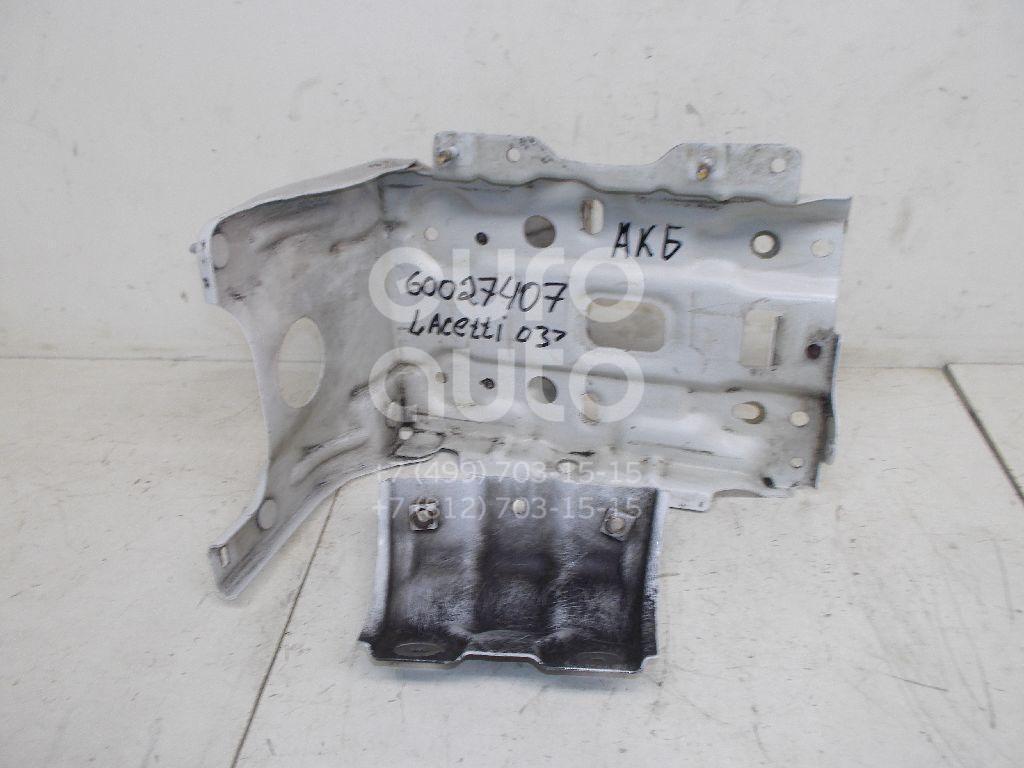 Крепление АКБ (корпус/подставка) для Chevrolet Lacetti 2003-2013 - Фото №1
