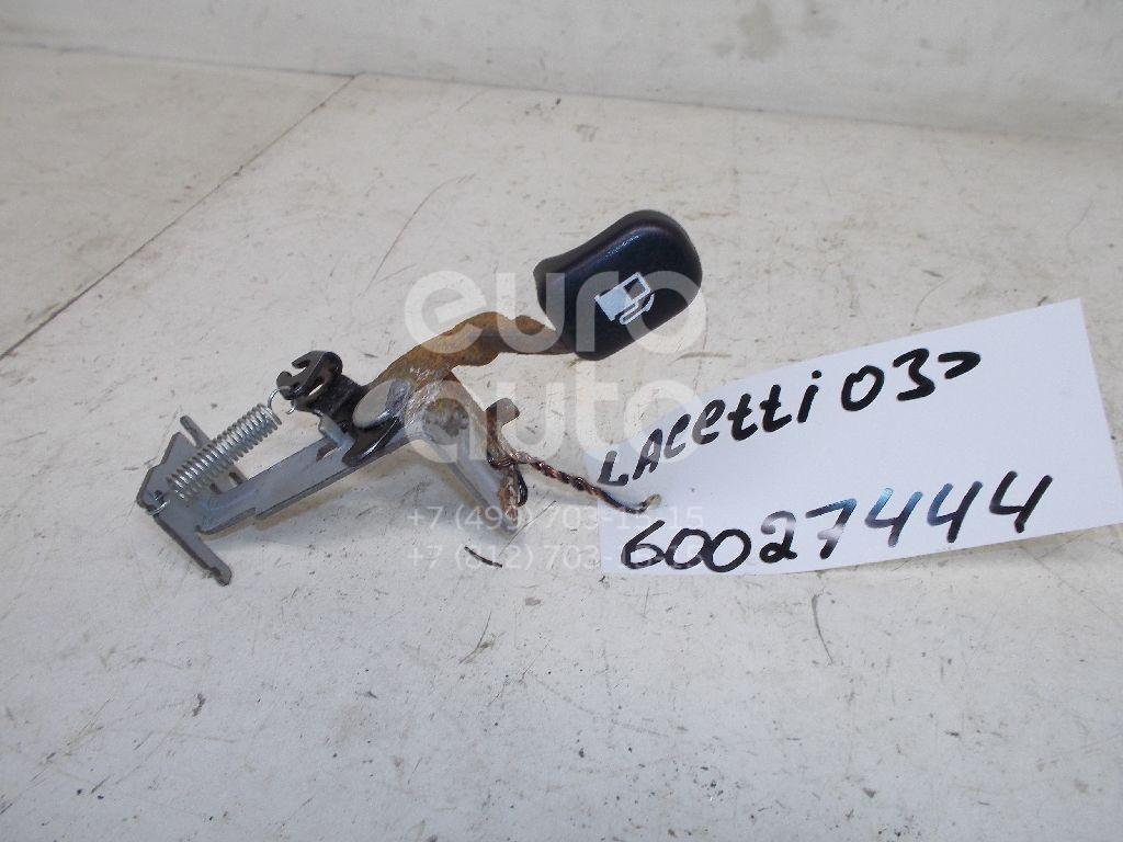 Ручка открывания лючка бензобака для Daewoo Lacetti 2003>;Nubira 1997>;Gentra II 2013> - Фото №1