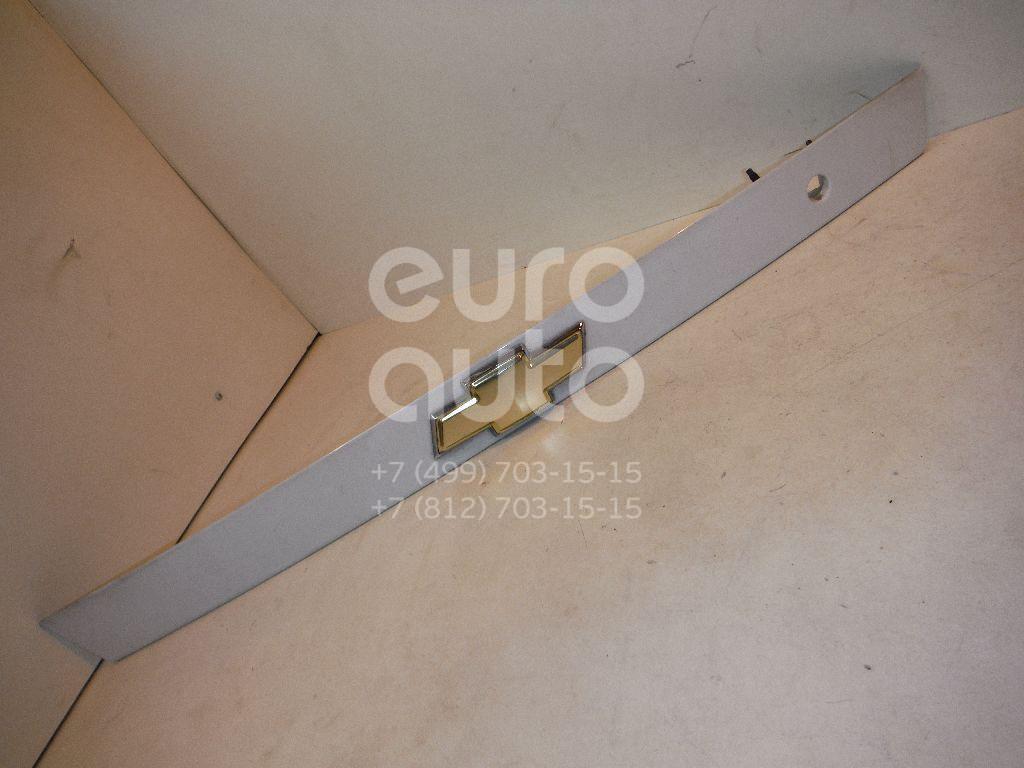 Накладка двери багажника для Chevrolet Lacetti 2003> - Фото №1