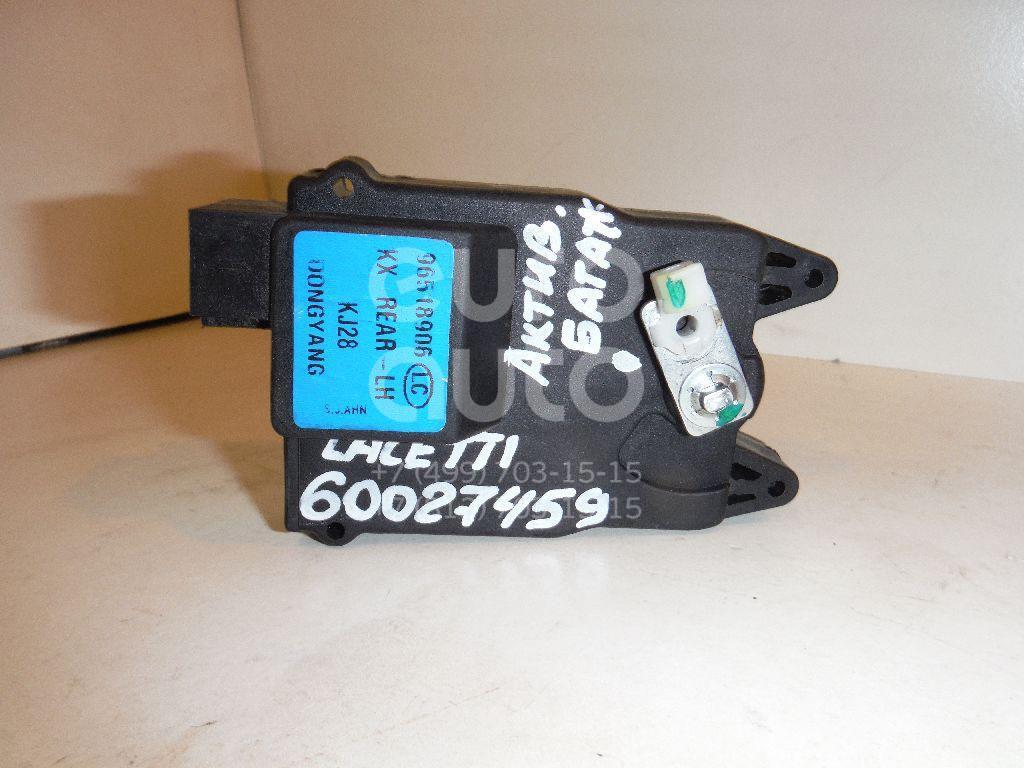 Активатор замка багажника для Chevrolet,Daewoo Lacetti 2003-2013;Nubira 1997-1999 - Фото №1