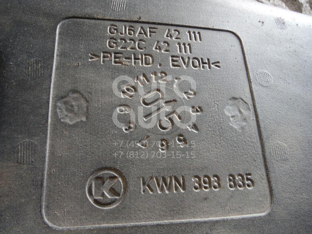 Бак топливный для Mazda Mazda 6 (GG) 2002-2007 - Фото №1