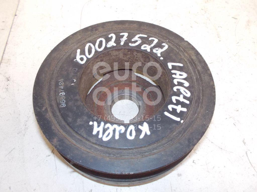 Шкив коленвала для Chevrolet Lacetti 2003>;Aveo (T200) 2003-2008;Rezzo 2003>;Rezzo 2000>;Aveo (T250) 2005-2011 - Фото №1
