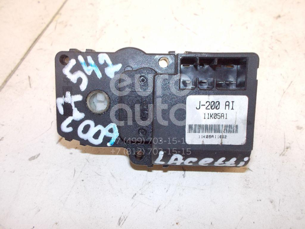 Моторчик заслонки отопителя для Chevrolet Lacetti 2003-2013 - Фото №1