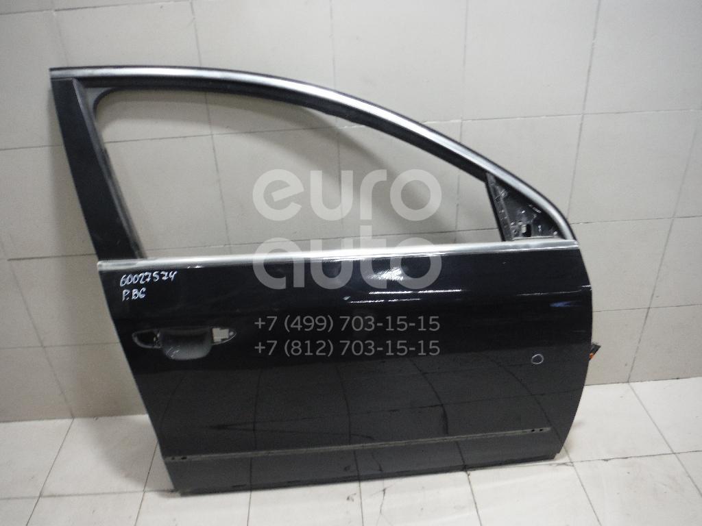 Дверь передняя правая для VW Passat [B6] 2005-2010 - Фото №1