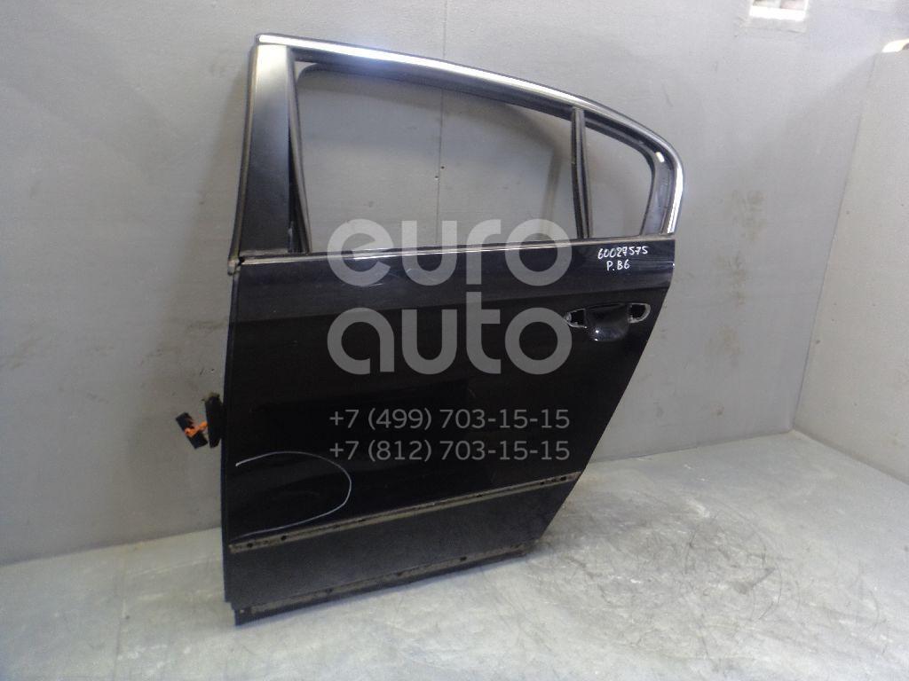 Дверь задняя левая для VW Passat [B6] 2005-2010 - Фото №1