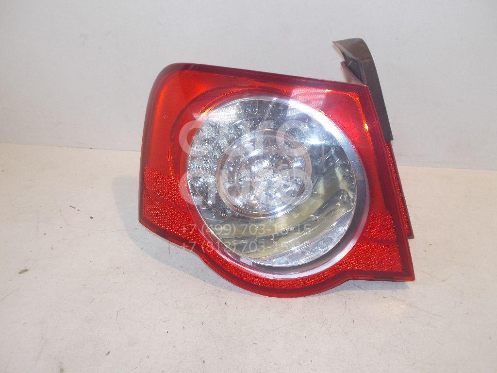 Фонарь задний наружный левый для VW Passat [B6] 2005-2010 - Фото №1