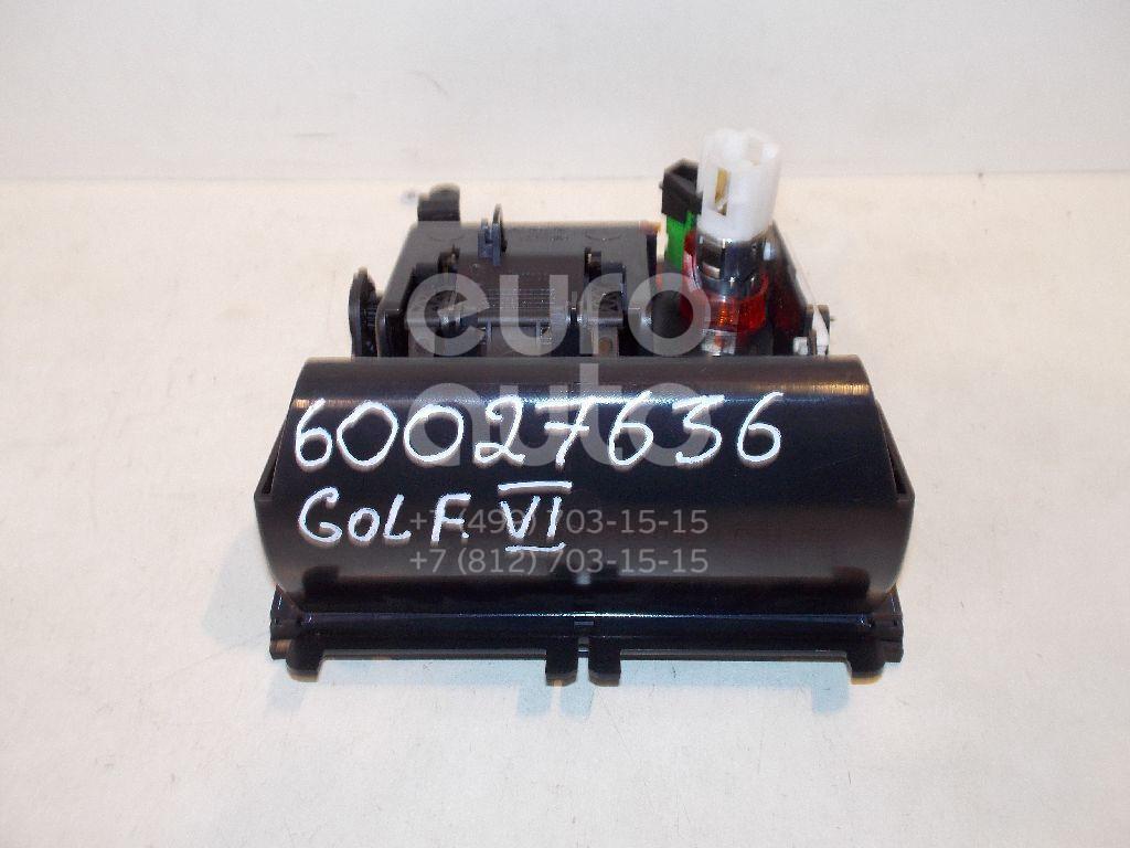 Пепельница передняя для VW Golf VI 2009-2013;Scirocco 2008> - Фото №1