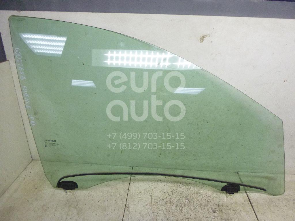 Стекло двери передней правой для Renault Fluence 2010>;Megane III 2009-2016 - Фото №1