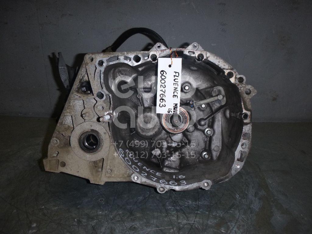 МКПП (механическая коробка переключения передач) для Renault Fluence 2010> - Фото №1