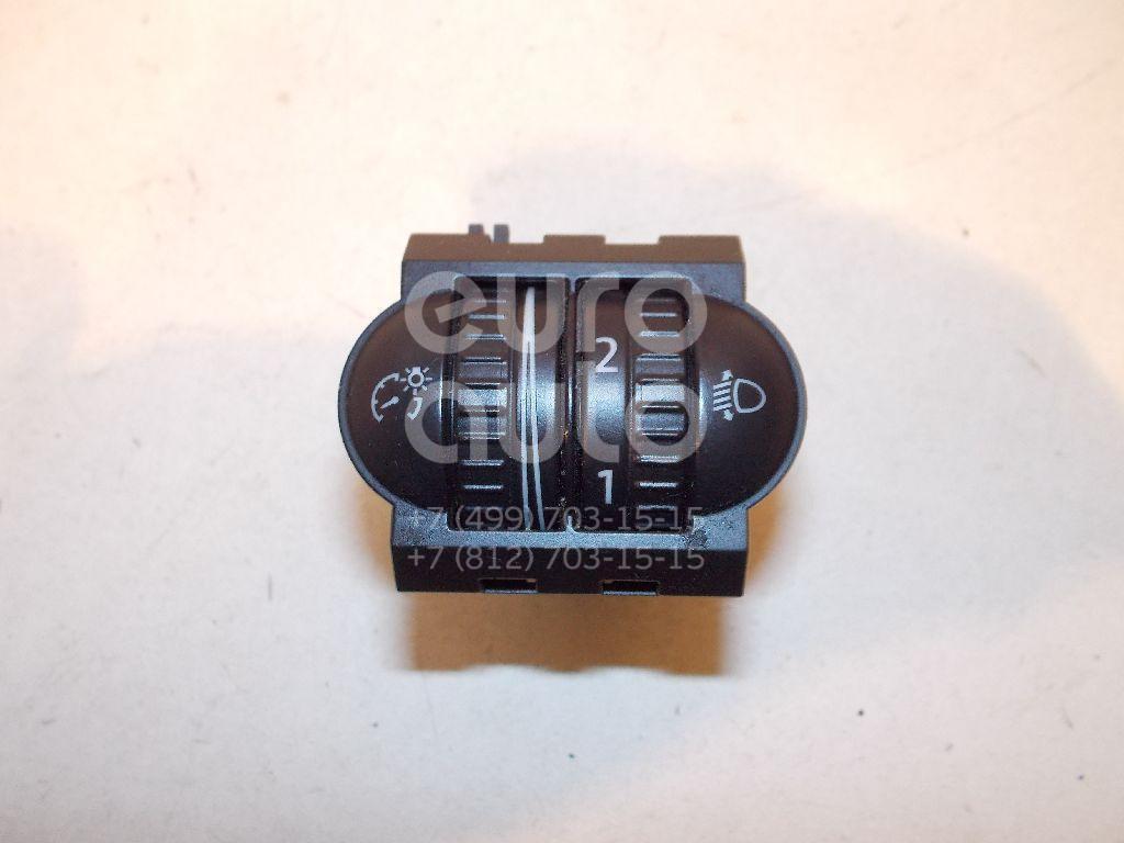 Кнопка корректора фар для VW Golf VI 2009-2012 - Фото №1