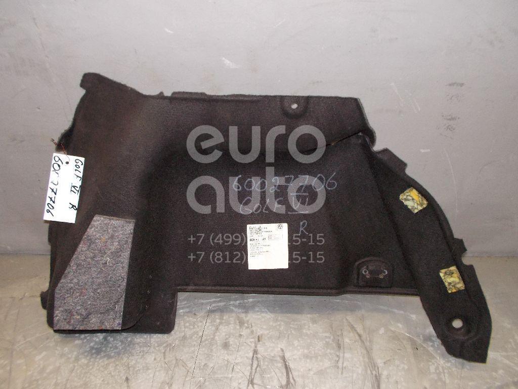 Обшивка багажника для VW Golf VI 2009-2013 - Фото №1