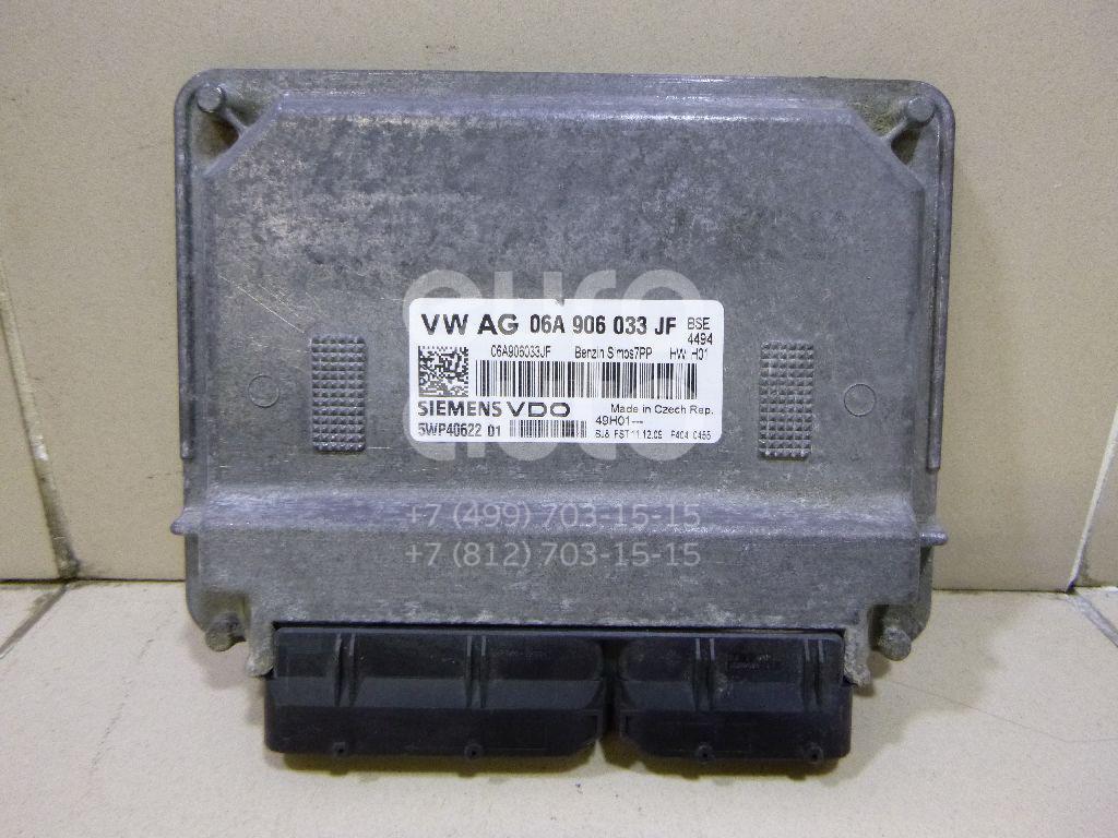 Блок управления двигателем для VW Golf VI 2009-2012 - Фото №1