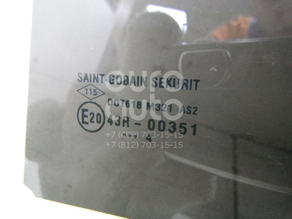 Стекло двери задней левой для Renault Logan II 2014> - Фото №1