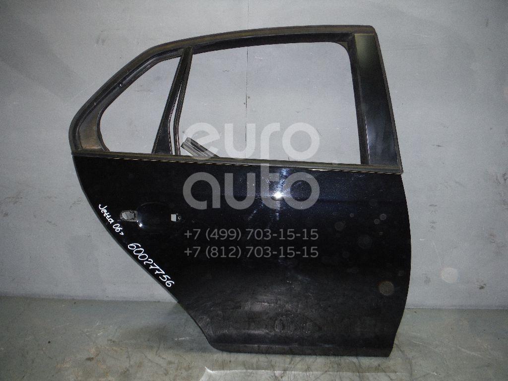 Дверь задняя правая для VW Jetta 2006-2011 - Фото №1