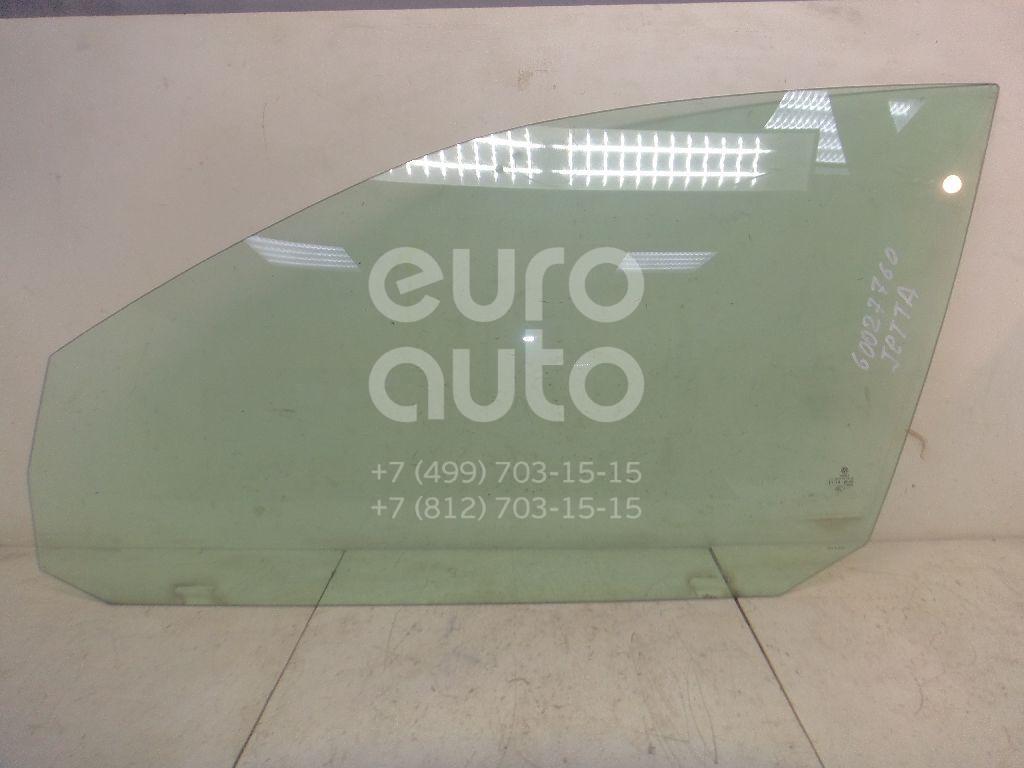 Стекло двери передней левой для VW Jetta 2006-2011;Golf V 2003-2009;Golf VI 2009-2012 - Фото №1