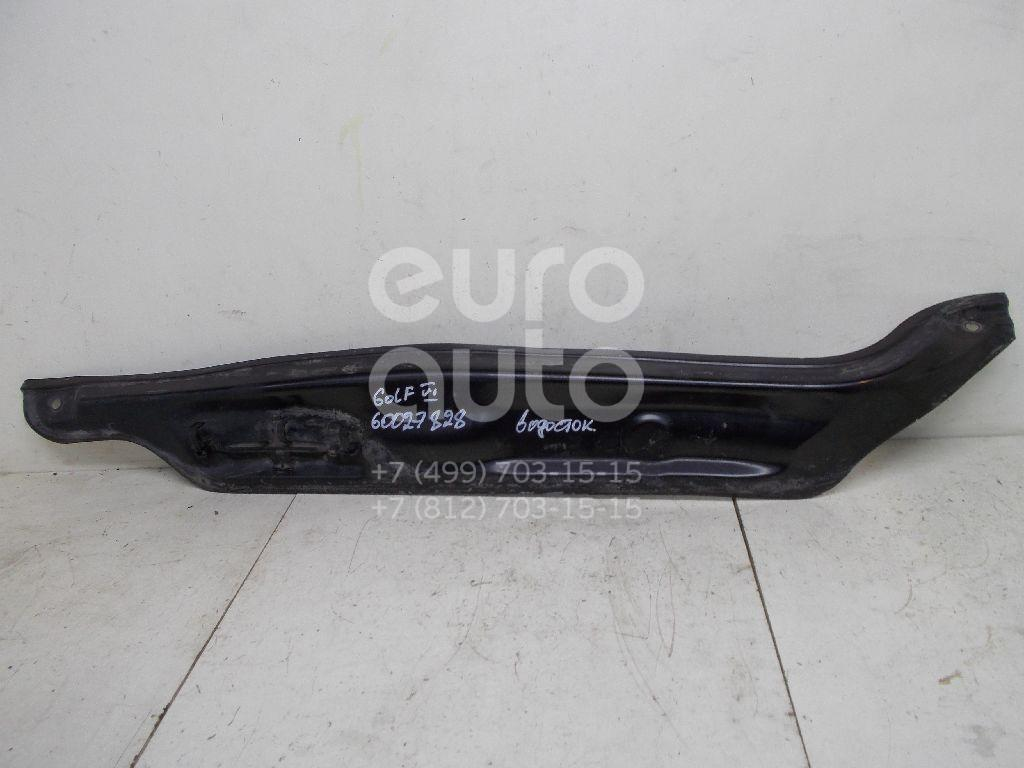 Водосток для VW,Skoda Golf VI 2009-2012;Golf V 2003-2009;Jetta 2006-2011;Octavia (A5 1Z-) 2004-2013;Superb 2008-2015;EOS 2006>;Golf VII 2012> - Фото №1